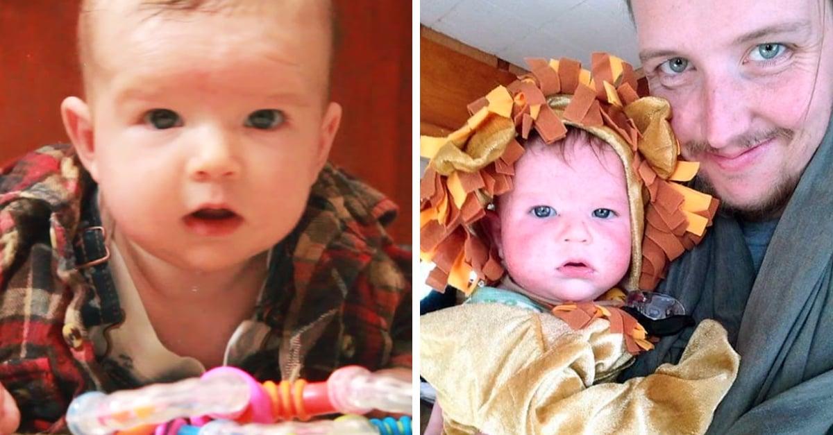 Searyl Alti podría ser el primer bebé en el mundo sin definir su género