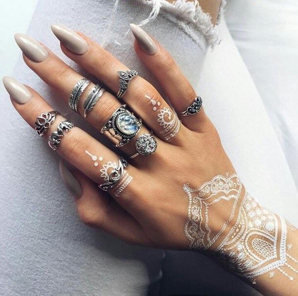 Uñas de garras