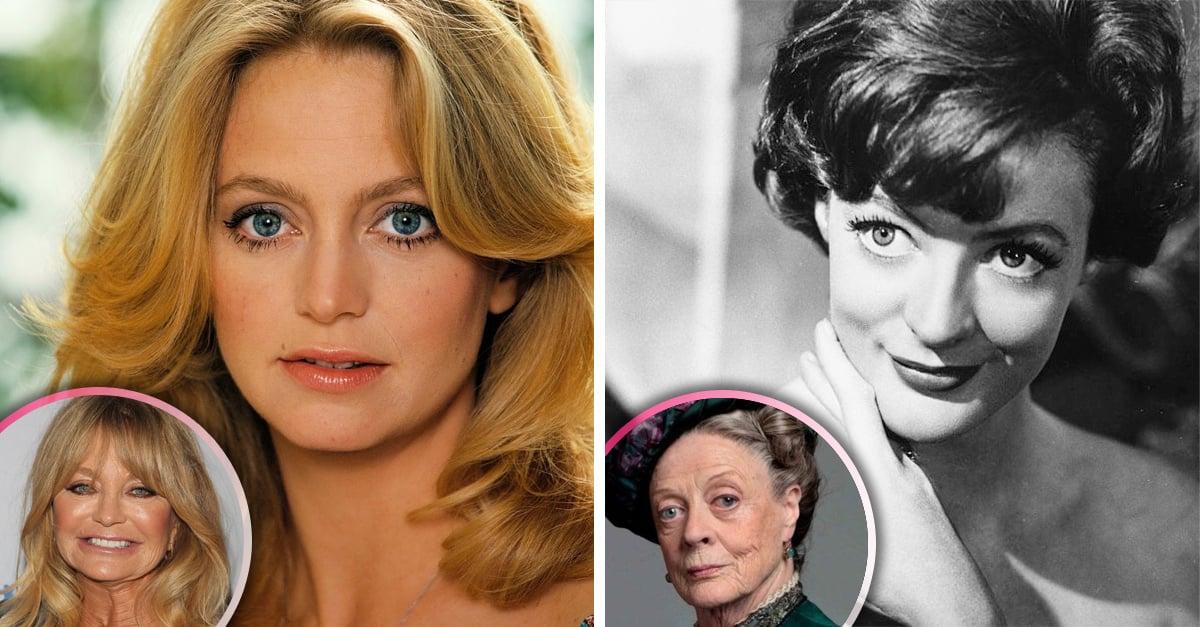 15 Imágenes de legendarias actrices de Hollywood al inicio de sus carreras