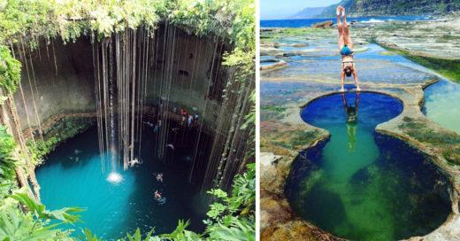 15 Piscinas naturales que deberías visitar alguna vez en tu vida