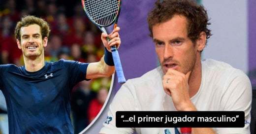 El tenista Andy Murray defiende a las deportistas tras una pregunta sexista y la entrevista se ha vuelto viral