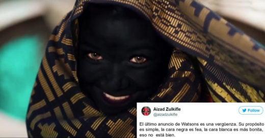 Campaña publicitaria racista dice que si eres negra, no podrás conquistar al amor de tu vida