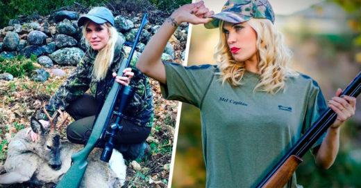 Famosa cazadora española se quita la vida en una granja