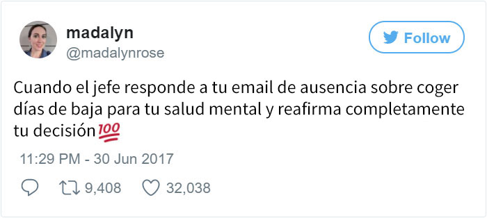 chica toma días salud mental 3