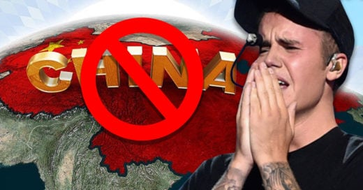China prohíbe la entrada a Justin Bieber por mala conducta