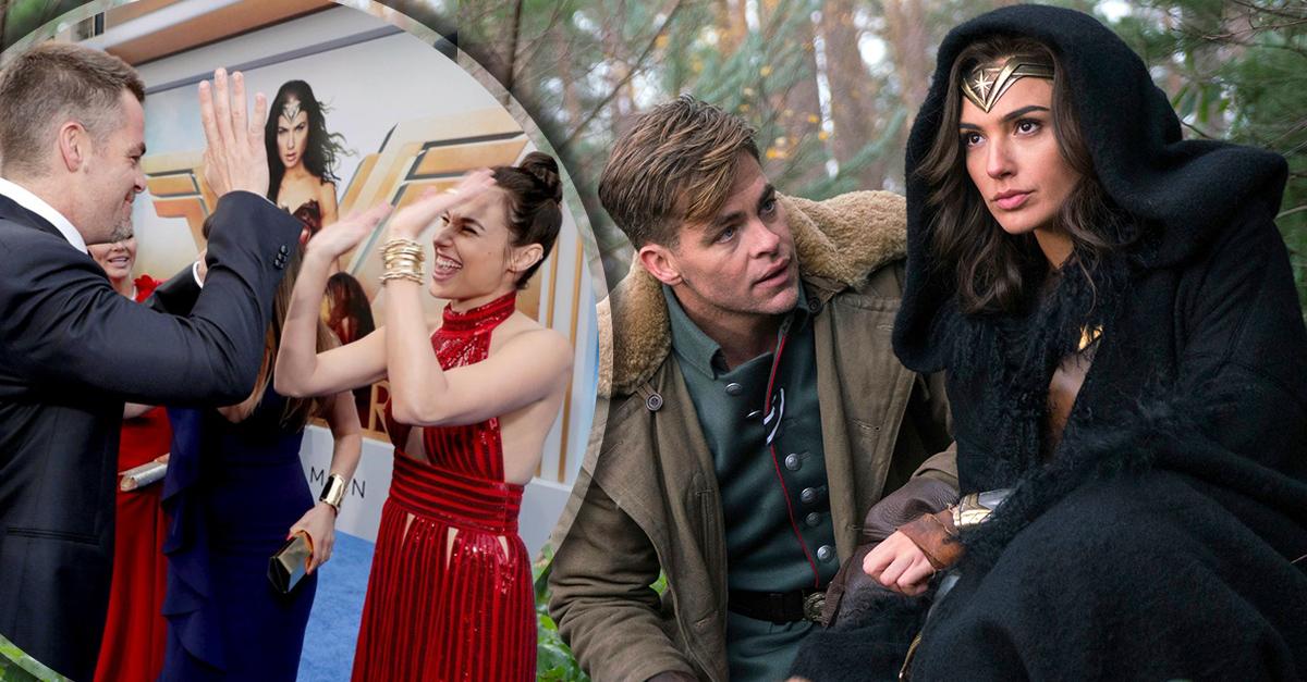 La Mujer Maravilla ha confirmado la segunda parte y Chris Pine está incluido