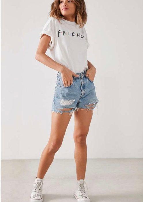 como usar t-shirt
