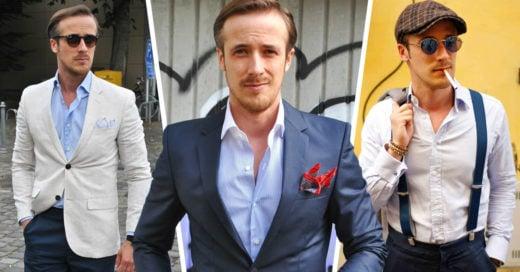 Ryan Gosling tiene un 'hermano gemelo' perdido en Alemania; causa sensación en Instagram