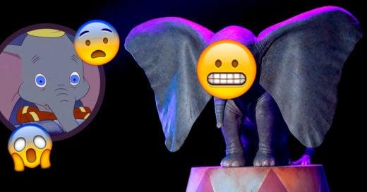 'Dumbo', dirigida por Tim Burton se estrenará en 2019