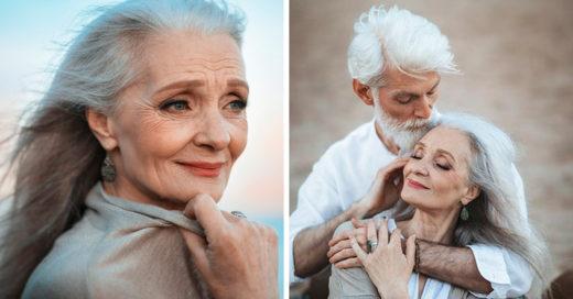 Esta fotógrafa rusa capturó la forma en que el amor trasciende en el tiempo