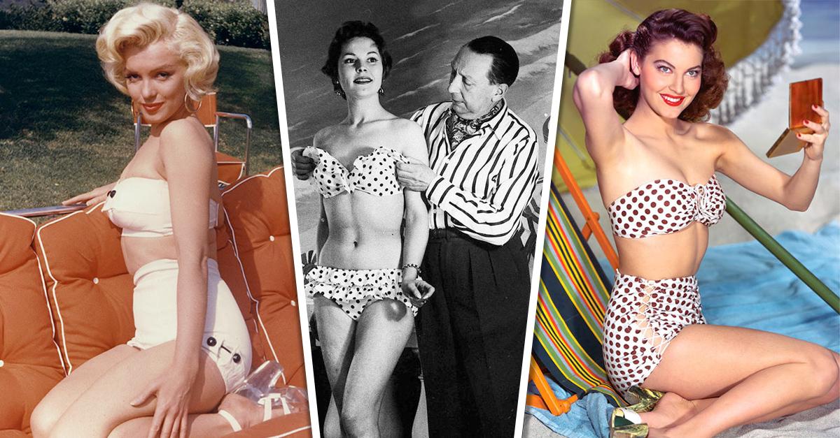 10 Datos que seguramente no conocías sobre el bikini
