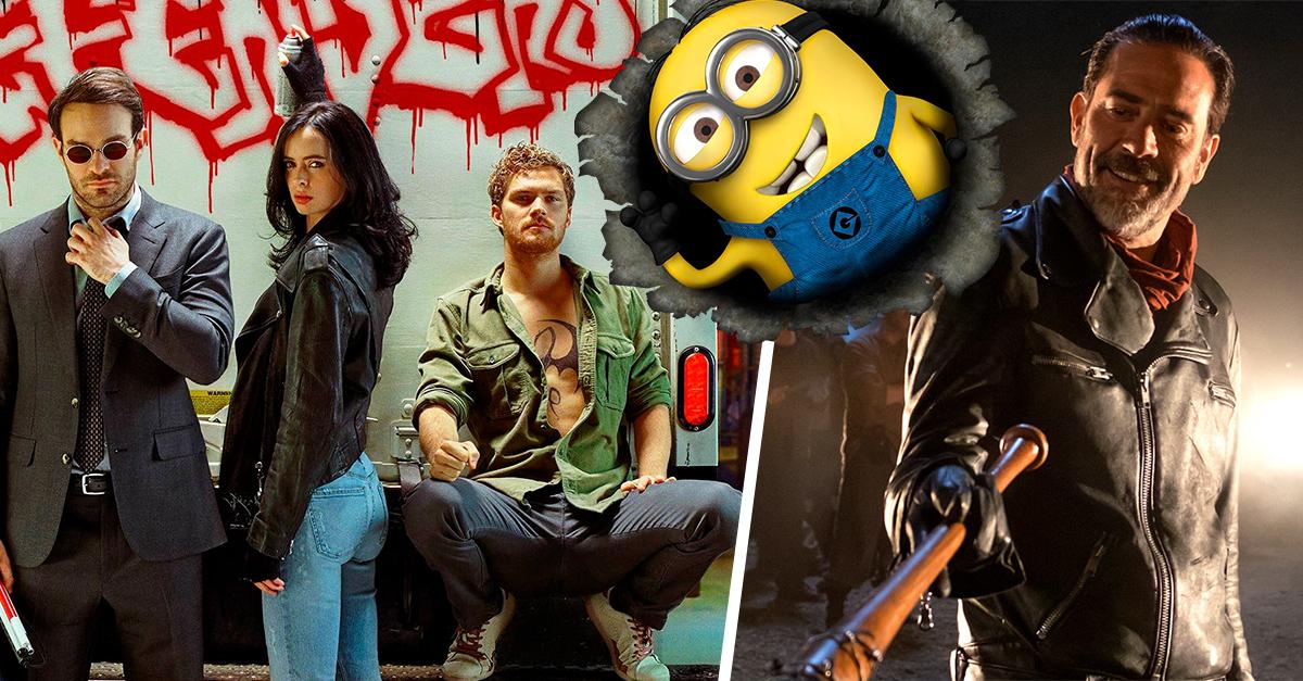 Los 10 estrenos más esperados de Netflix en AGOSTO