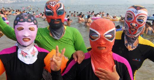 """El """"facekini"""" se renueva para el verano 2017"""