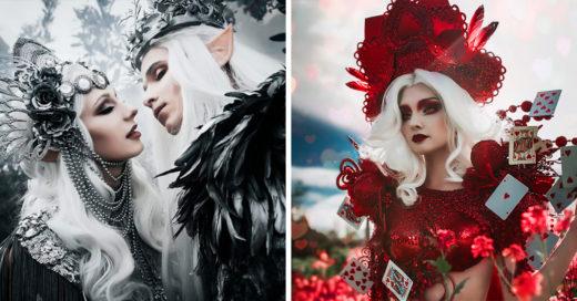 Crean increíbles imágenes basadas en las fantasías de sus clientes; convierten los sueños en realidad
