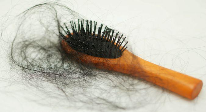 cepillo con pelo
