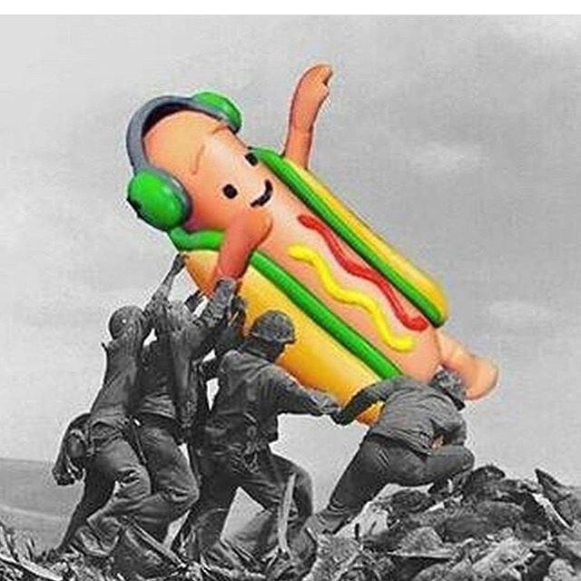 hotdog snapchat 2