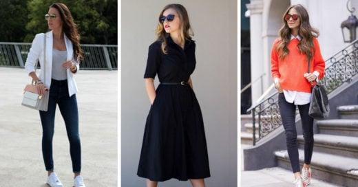 10 fantásticas ideas para vestir a tus 30 años.