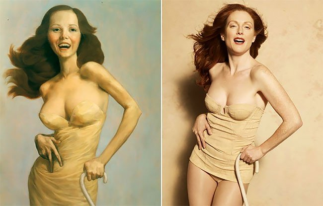 julianne moore art 7