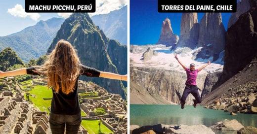 15 Increíbles lugares que deberías conocer junto a tus amigas
