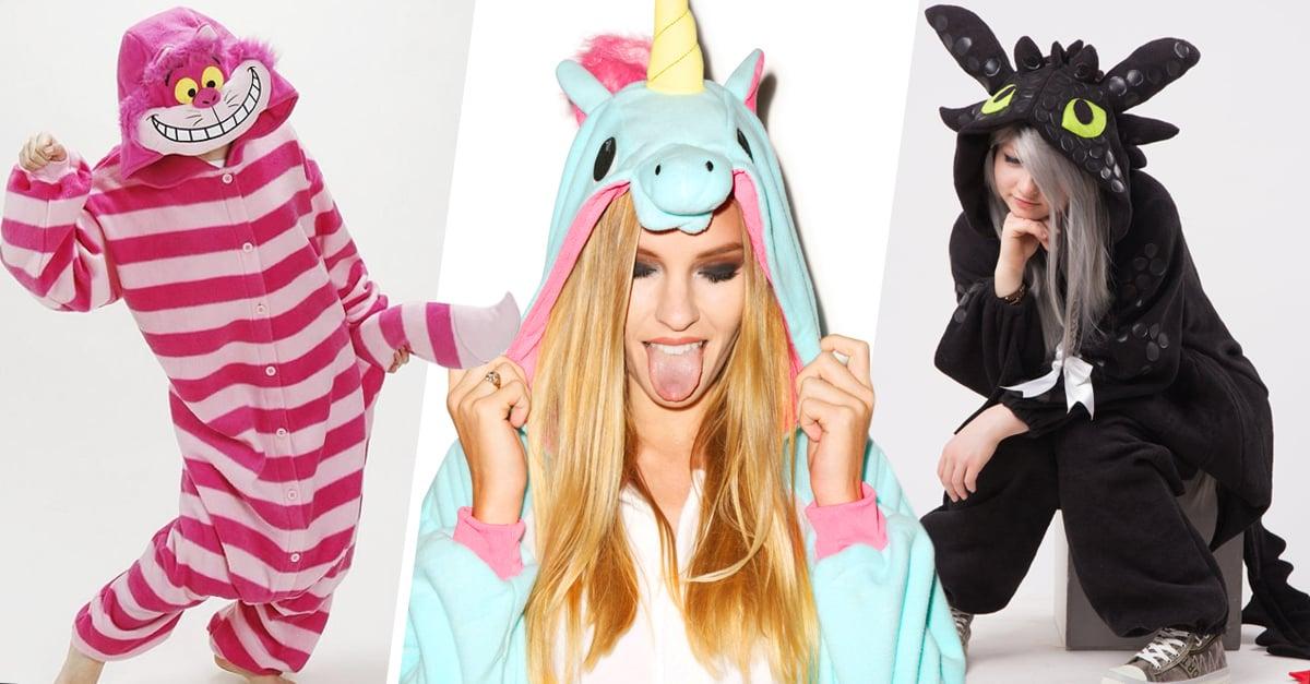 Estas pijamas son tan lindas que no te resistirás a comprarlas