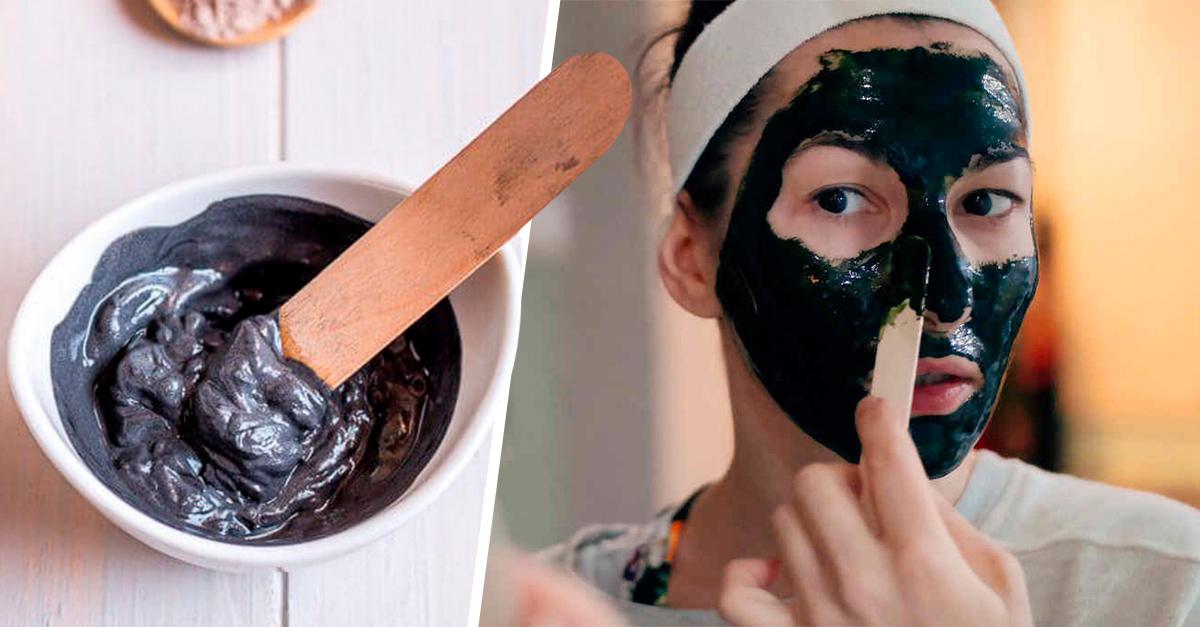 La maravillosa mascarilla negra coreana: cómo prepararla y sus pros y contras