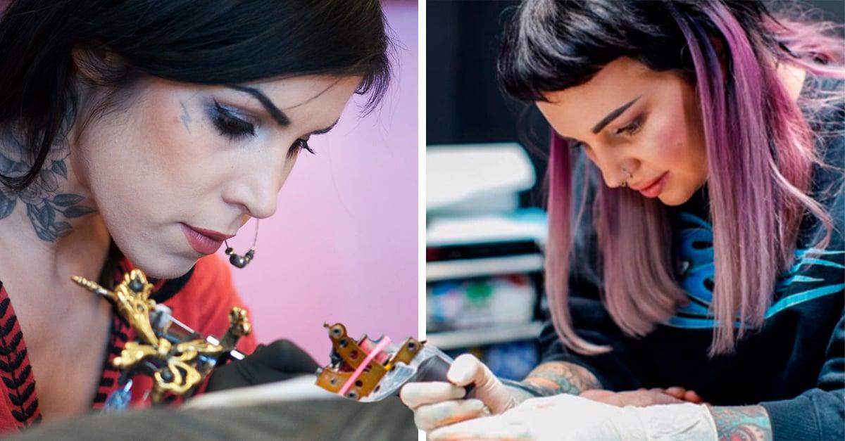 Las 10 tatuadoras que han triunfado a nivel mundial