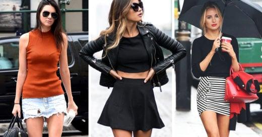 7 reglas que debes seguir para usar una minifalda