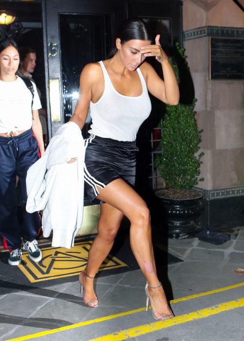 mujer recrea a kim kardashian 7