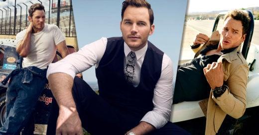 15 Razones por las que Chris Pratt es inalcanzables