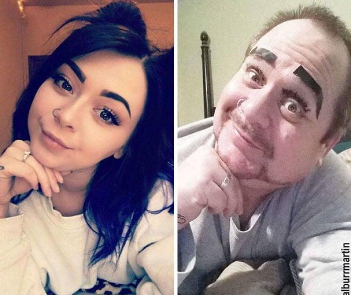 papá trollea hija 3