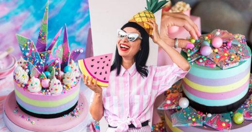 Katherine Sabbath la reina de la repostería que ha enamorado a Instagram