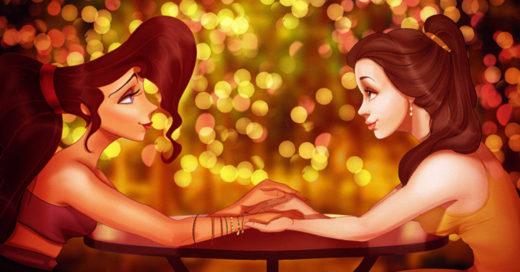 La primera princesa homosexual de Disney; podría estar a la vuelta de la esquina