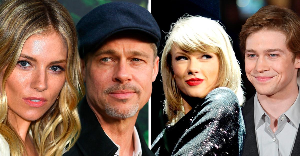 Las celebridades y los romances a la vista verano 2017