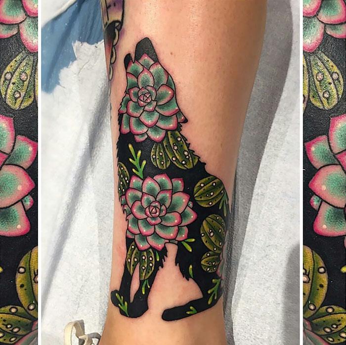 tatuajes suculentas 6