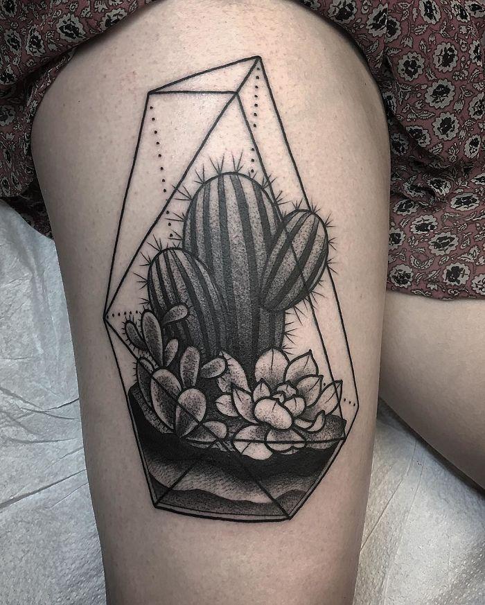 tatuajes suculentas 10