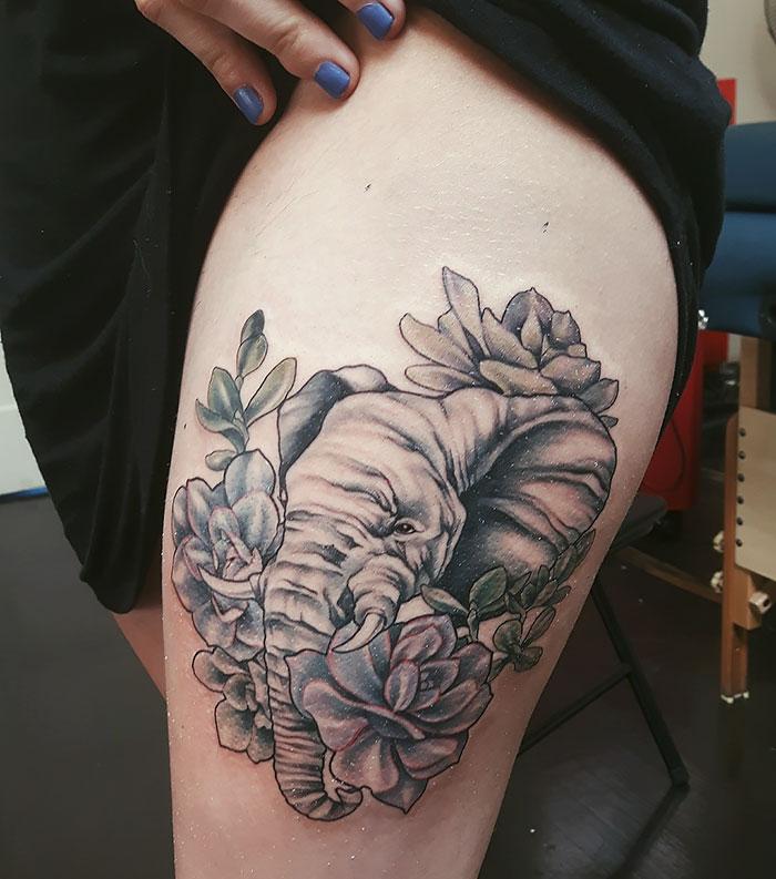 tatuajes suculentas 18