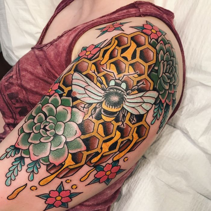 tatuajes suculentas 29
