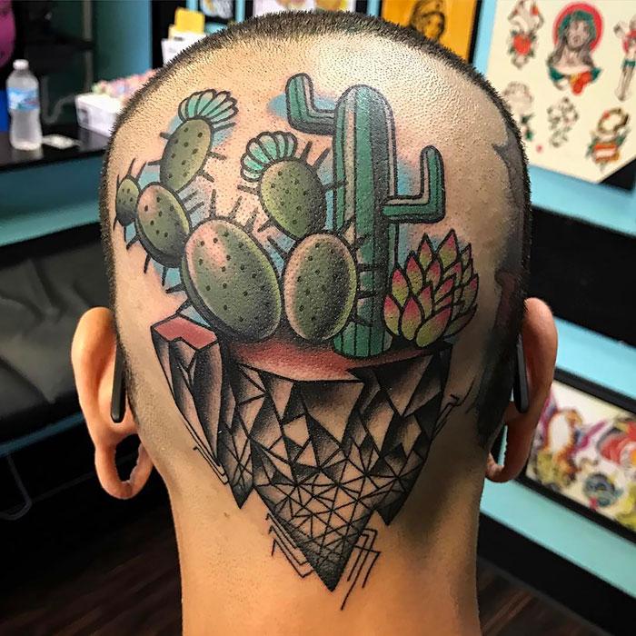 tatuajes suculentas 33