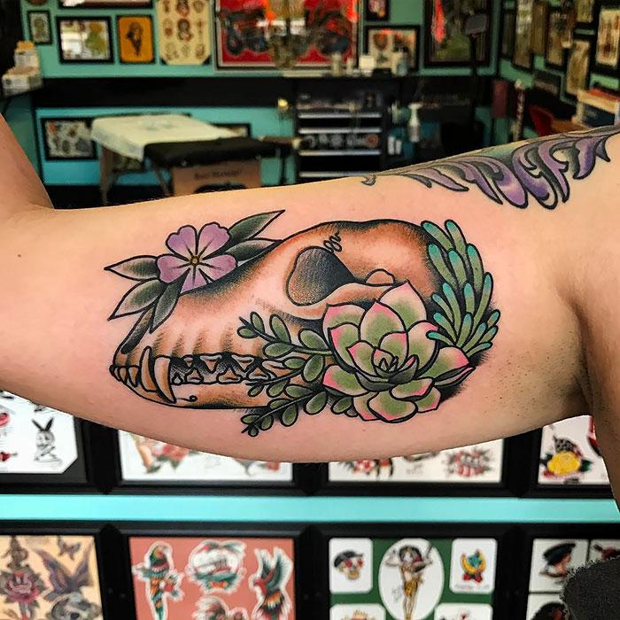 tatuajes suculentas 34