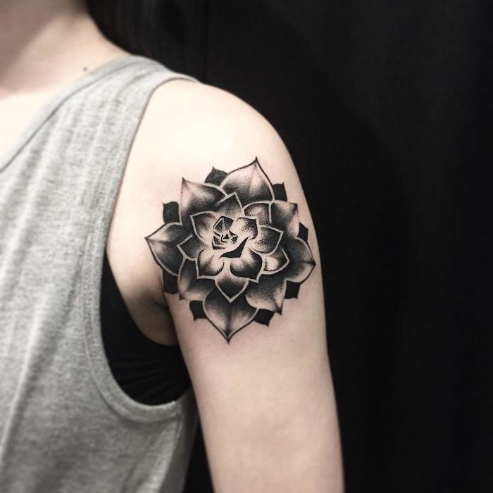 tatuajes suculentas 9