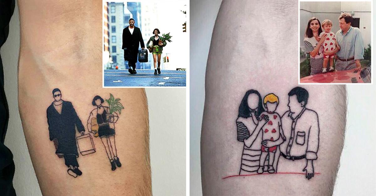 Tenía que decidir entre trabajar de 9am a 5pm o dedicarme a tatuar
