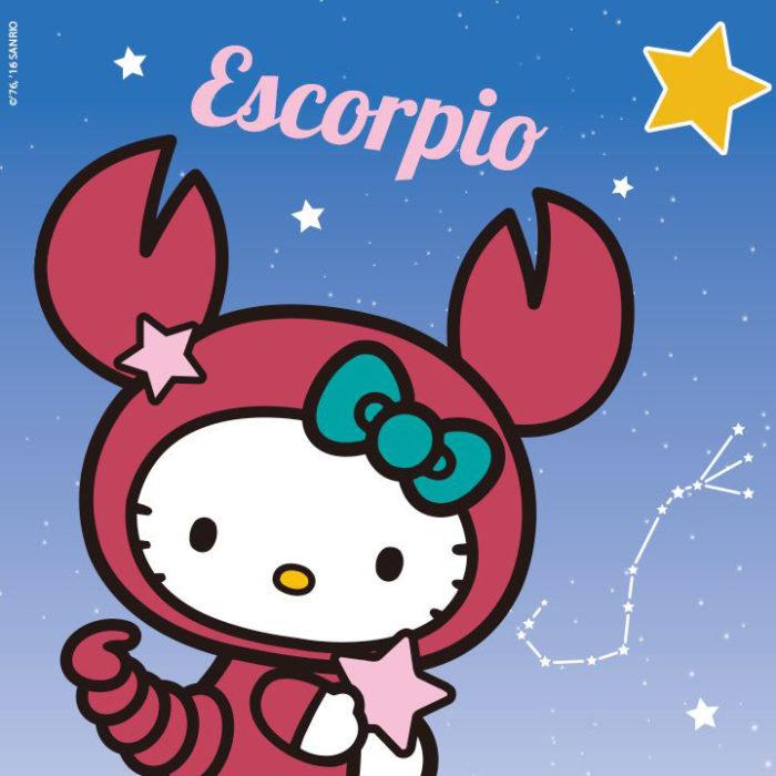 Hello Kitty Escorpio