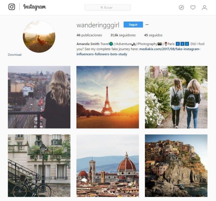 Cómo ser una instagram influencer falsa