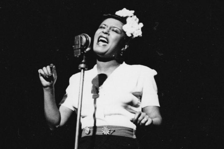 Billie Holiday divas de la música que no supieron amar