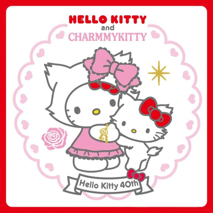Kitty y Charmy kitty 2