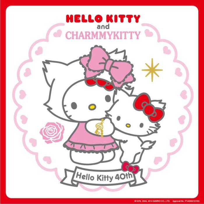 Kitty y su gatita charmmy kitty
