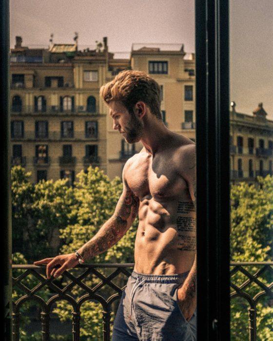 Andre Hamann modelo aleman super sexi