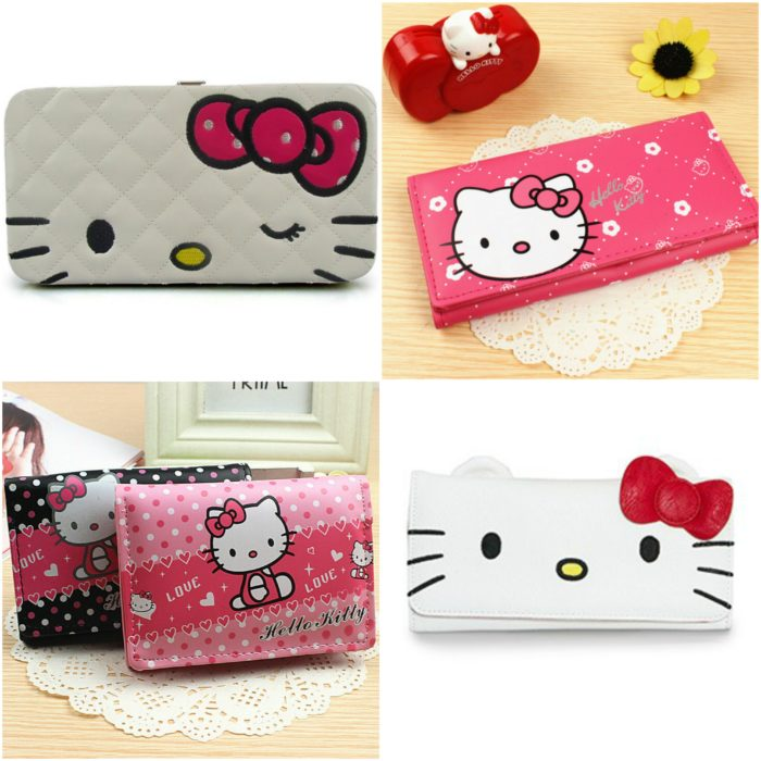 carteras de hello kitty