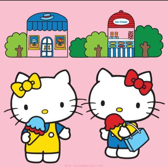 Hermana de kitty Mimmy