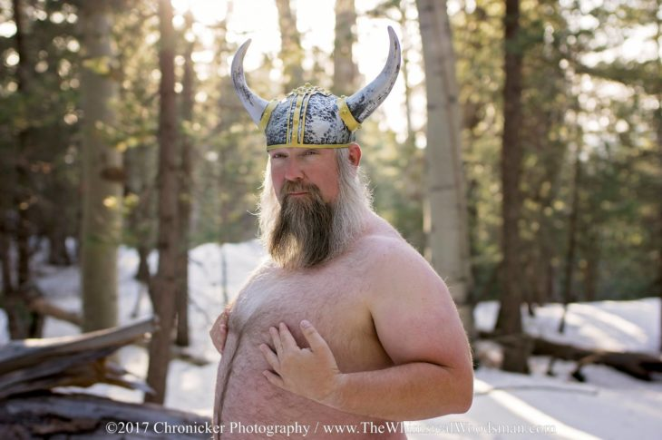 The voluptuous viking